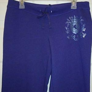 Express Brand Purple Pants